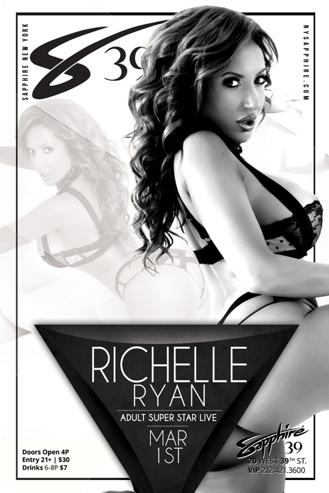 Sapphire 39 Hosted By Richelle Ryan