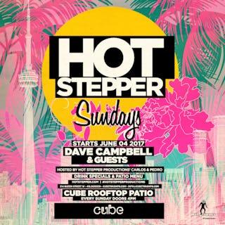 Hot Stepper Sundays