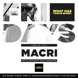 Fridays w/ Macri
