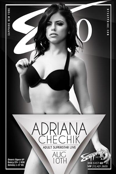 Adriana Chechik 2